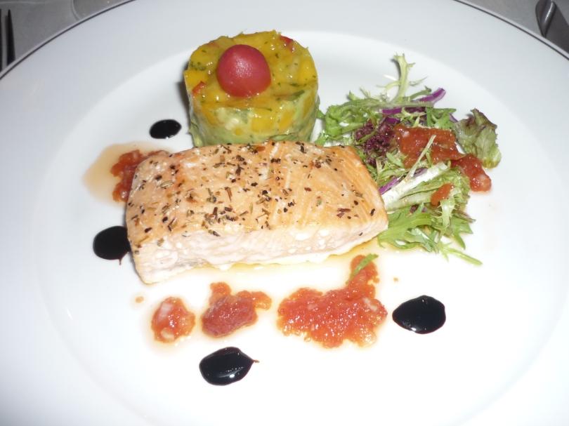 Appetizer - Smoke Atlantic Salmon